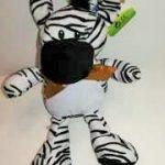 zebra 15 cm € 8,00