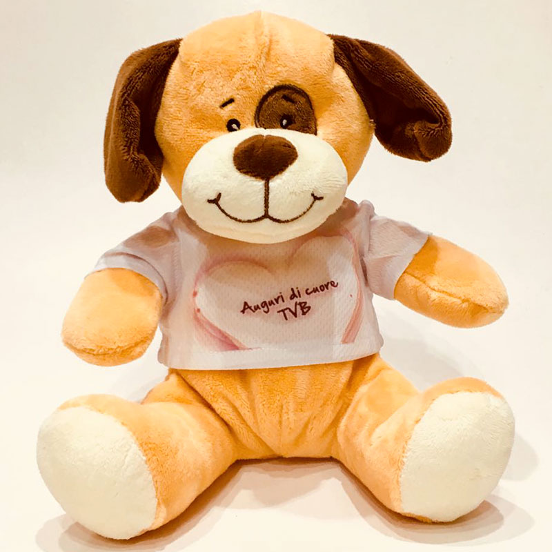 Peluche Cane (NON DISPONIBILE)