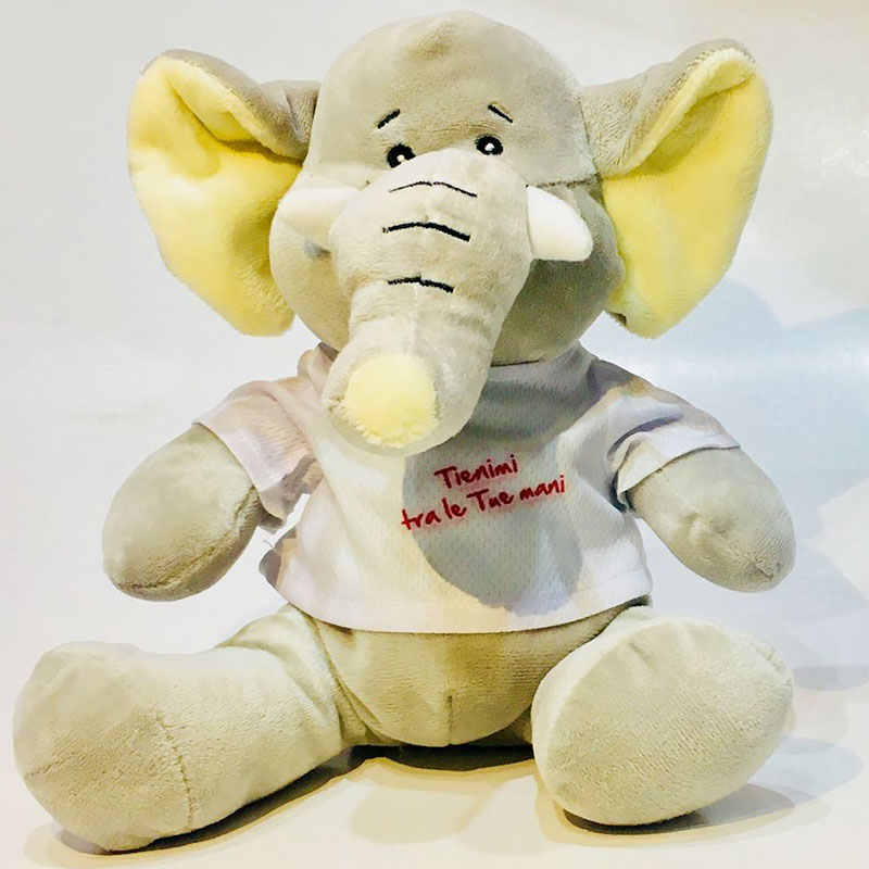 Peluche Elefante (NON DISPONIBILE)