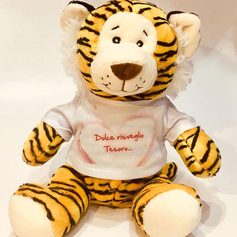 Peluche Tigre (NON DISPONIBILE)