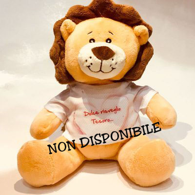 Peluche Leone (NON DISPONIBILE)